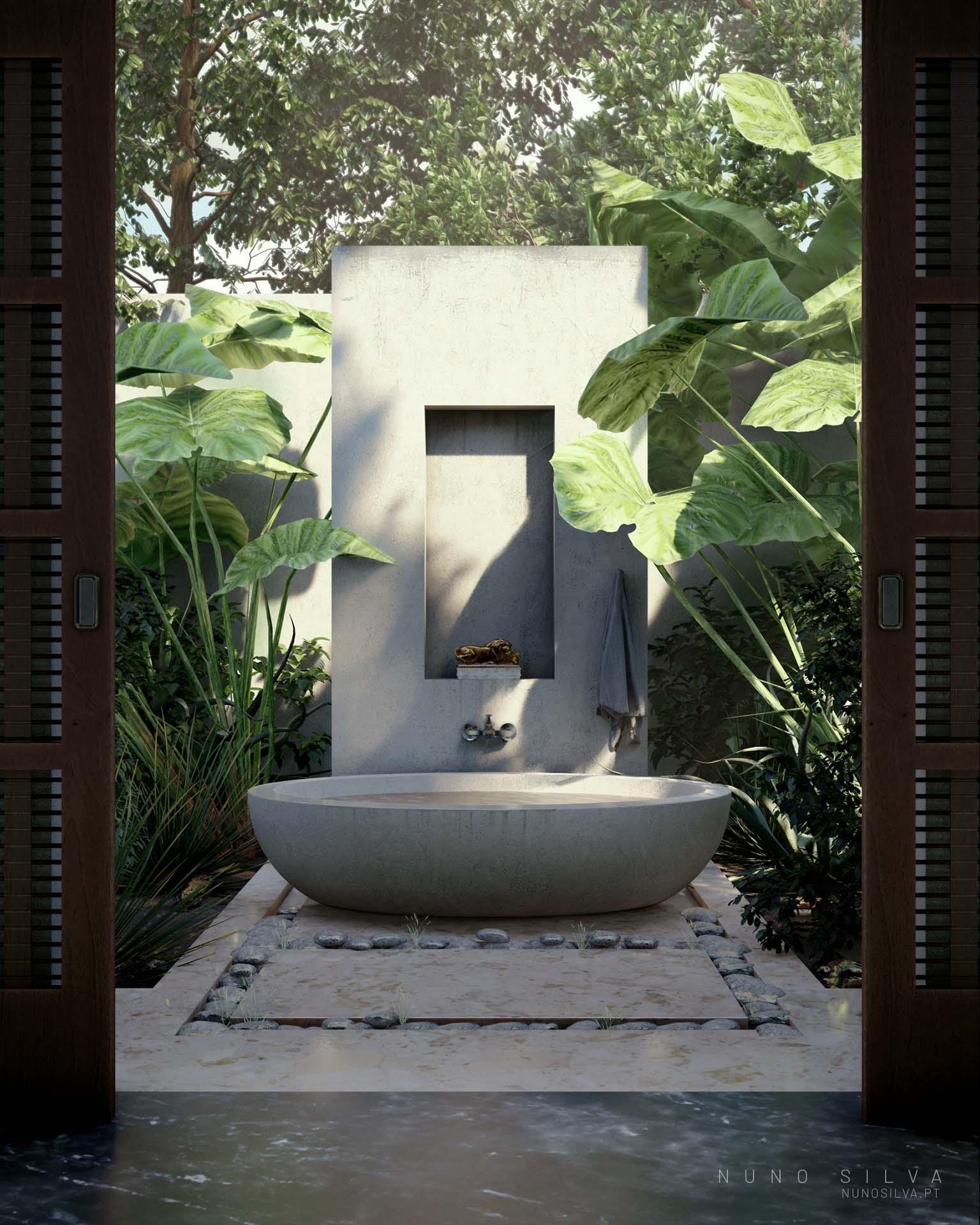 Bathtub Jungle